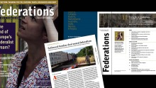 Federations Magazine, Look & Feel