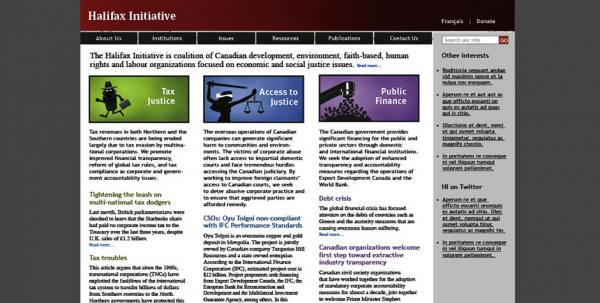 Halifax Initiative