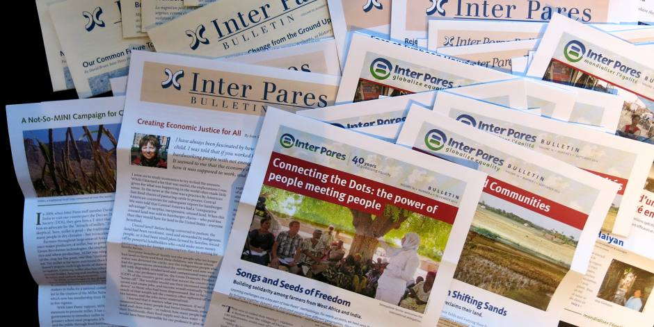Inter Pares Bulletins