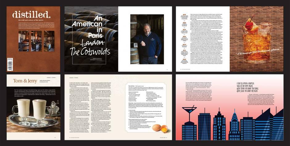 Distilled Magazine